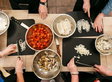 Cooking Groups